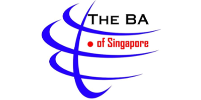 The British Association of Singapore logo
